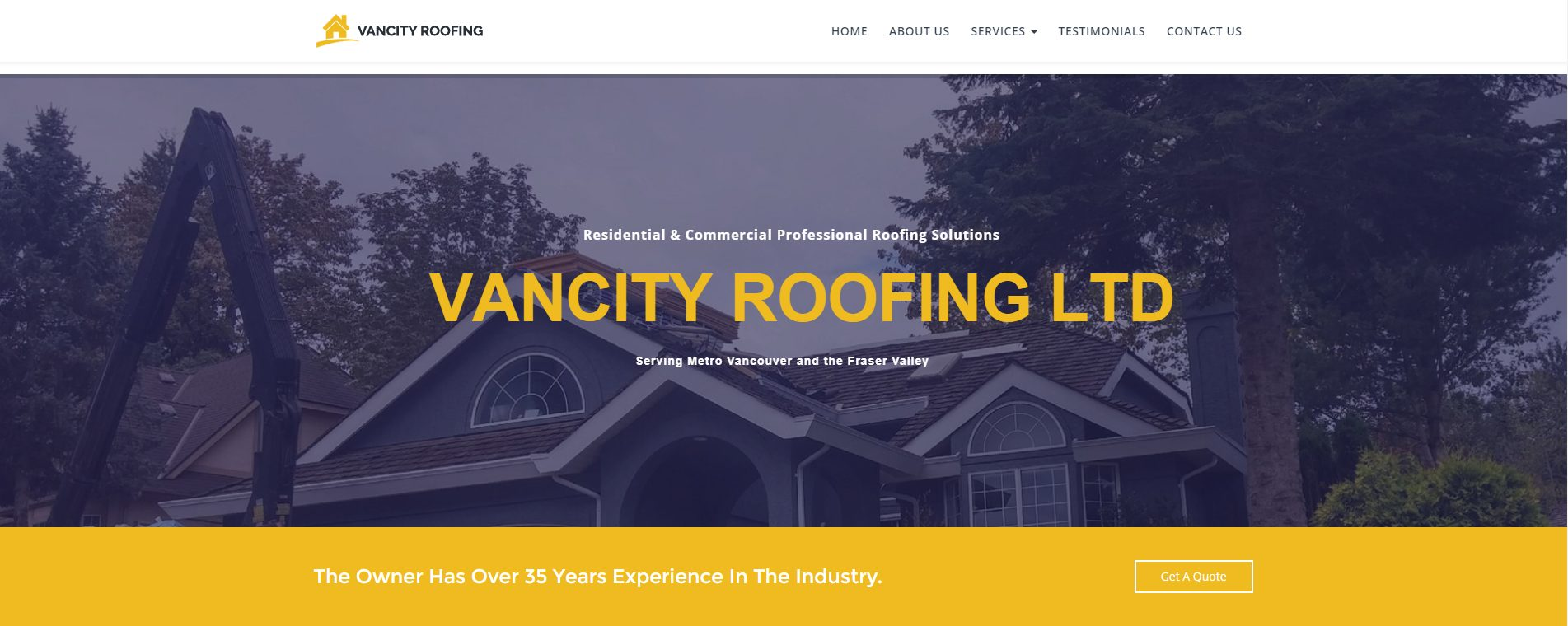 vancity roofing ltd